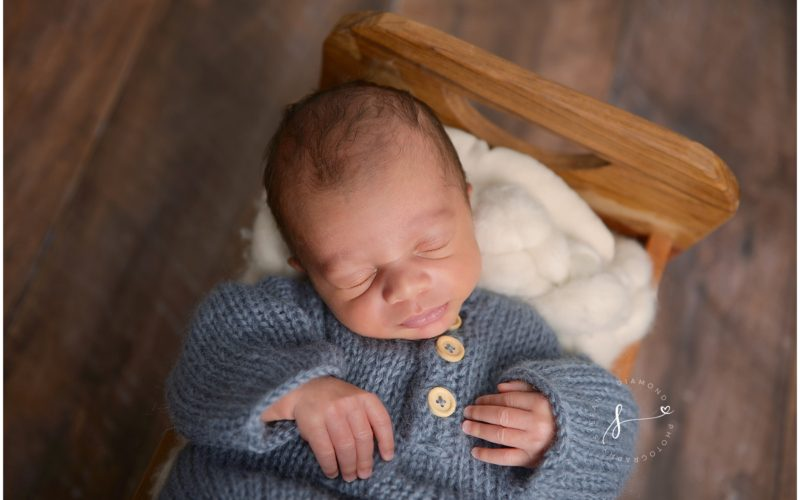 Wesley Joseph {NY NJ Newborn Photographer}