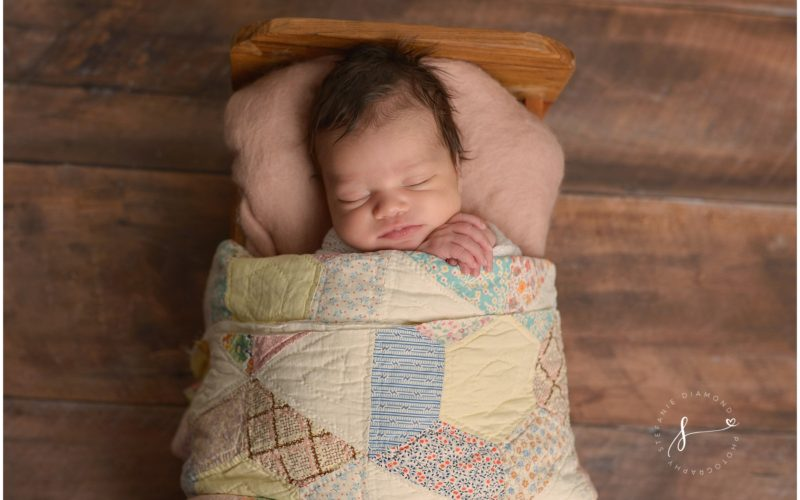 Annabelle, 16 days old {Bergen County Newborn}