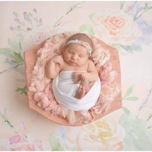Mollie & Abi {Bergen County Newborn Photography}