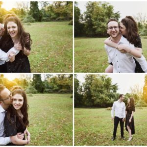 Love In Bergen County | A Couple Session