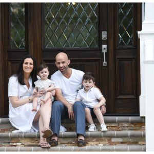 Bergen County Family Photographer | Family Love
