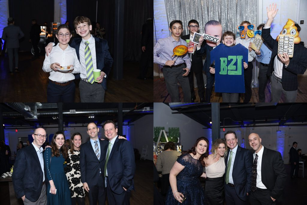 Bar Mitzvah at Factory 220